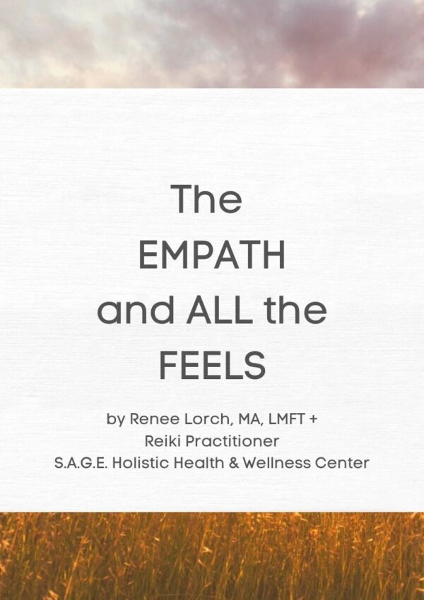 The Empath and ALL the feels!