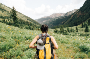 Teen Self-Care in the Great Outdoors